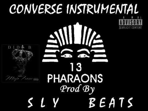 Instrumental Didi  B - CONVERSE (Prod by Sly Beats)