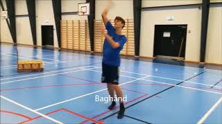 badminton slag og bevægelse Idræt B