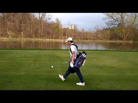 US Open Qualifier - Mini Practice Round - Weston GCC Vlog