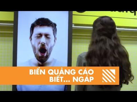 Biển Quảng Cáo Biết.. Ngáp – Chiến dịch Marketing của Cafe Pele