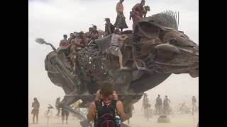Meanwhile Back at Burning Man