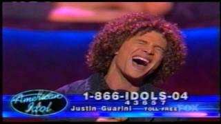 Justin Guarini - Get Here - American Idol YouTube Videos