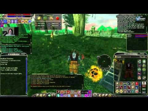 Asheron's Call 2 – Level 54 Tactician