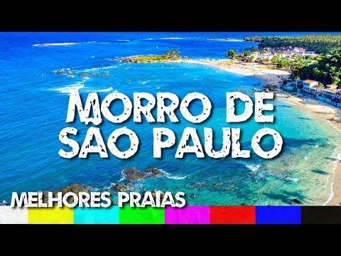 d5a7a21208a2 Morro de São Paulo: Bahia - Melhores Praias - YouTube