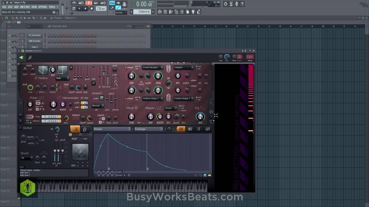tutorial of fl studio 12
