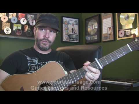 Guitar Lessons - Shine On by The Kooks - cover chords lesson songs Beginners Acoustic