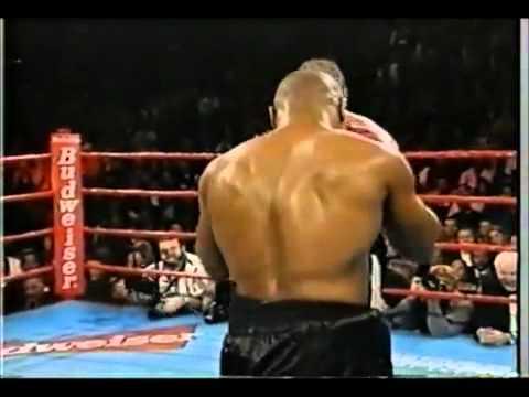 Mike Tyson vs Francois Botha (part 3-3 full fight & post-fight interview)