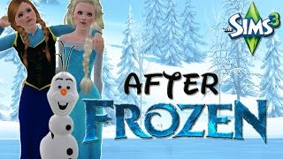 Let's Play The Sims 3 After Frozen! Part 21! GOING STEADY!