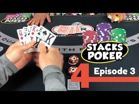 Stacks Poker 4 - Four Card Poker Game - S1.E3