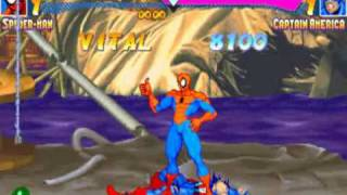 Marvel Super Heroes - Spider-Man Playthrough