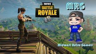Fortnite Battle Royale - Live (PC 1440p 60fps) Gameplay Let
