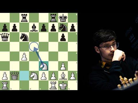 ES EL FUTURO Y ESPERANZA DEL AJEDREZ MUNDIAL: Firouzja vs Duda (Norway Chess, 2020)