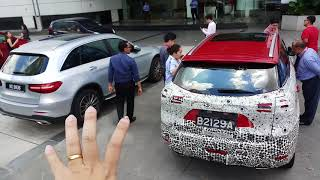 Geely Boyue / New Proton SUV Preview Walkaround | EvoMalaysia.com