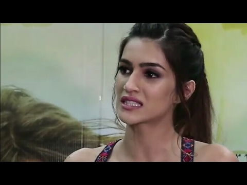 Kriti Sanon Talks About Sushant's Anger  Short Tempered  Sushant Singh Rajput  HD  LynkusTV