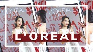 L'Oréal Paris Rouge Signature Launch   Philippines 2019