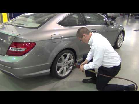 Mercedes-Benz of Cary - Tire Pressure Monitoring Video