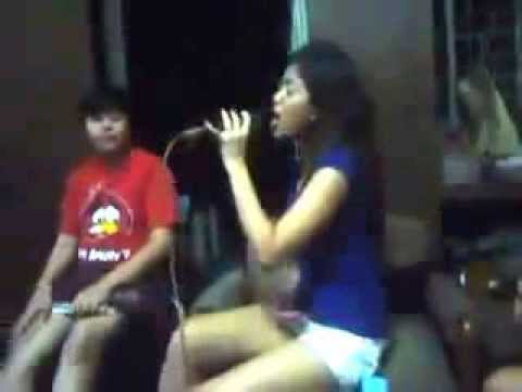 A Girl From The Philippines Singing Love On Top By Beyonce