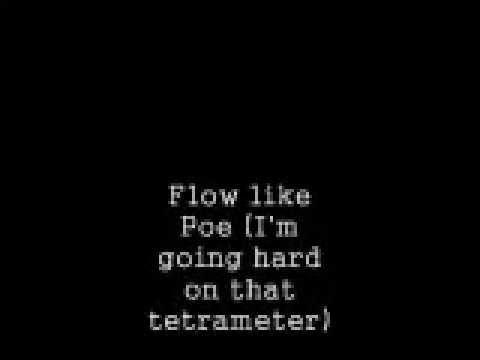 Flow Like Poe Lyric Video