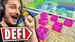 *NEW* PING-PONG EXCEPTIONNEL SUR FORTNITE BATTLE ROYALE !