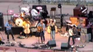 THAT MOON SONG - Gregory Alan Isakov and Brandi Carlile at the Red Rocks 7-14-12