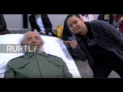 Hong Kong: Goodbye Lenin, Mao & Castro - Exhibition Brings Communist Leaders Back To Life