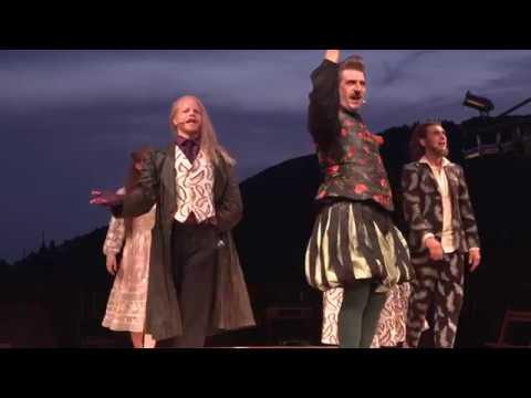 SHAKESPEARE IN MUSIC - Theater und Orchester Heidelberg - Heidelberger Schlossfestspiele