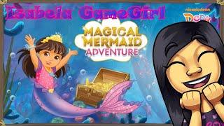 DORA E SEUS AMIGOS NA AVENTURA MÁGICA DA SEREIA (Magical Mermaid Adventure Game)