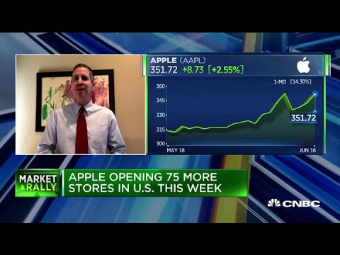 Why investors should buy Apple: Tech analyst