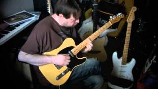 Telecaster Jazz Ballad - Darn That Dream