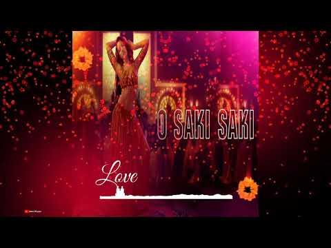 Saki Saki Song Remix   Nora Fatehi   Neha Kakkar   Batla House   DJ Naresh.