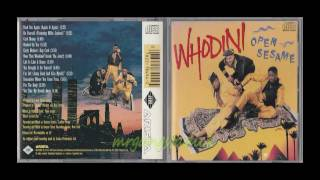 Whodini - You Brought It On Yourself (Open Sesame) 1987
