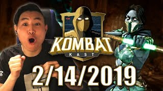 Mortal Kombat 11 - Kombat Kast 2/14/2019 Highlights [REACTION]