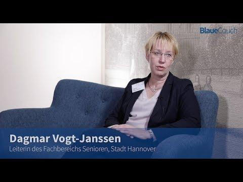 Blaue Couch Dagmar Vogt Janssen Youtube