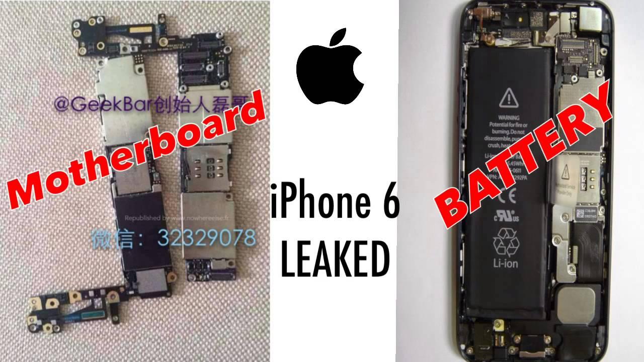 Iphone  Plus Mainboard