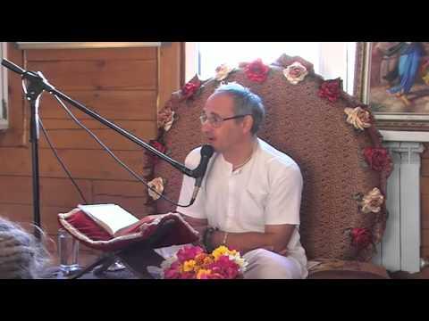 Шримад Бхагаватам 1.19.12 - Аударья Дхама прабху