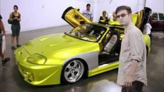 Ricer Toyota Supra! (Ricer,Toyota,Filthyfrank,Toyota Supra)