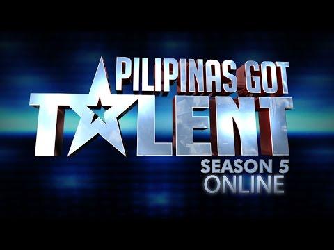 Pilipinas Got Talent Online Show with Darla Sauler - Apr 10, 2016