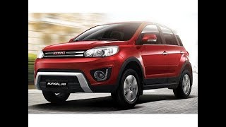 What is covered by the Haval H1 manufacturer warranty?