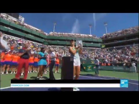 Tennis WTA tour: Women 'ride on the coattails of men' says tournament head