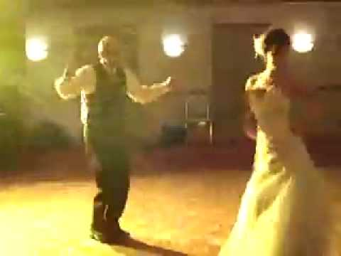 "Father Daughter Wedding Dance to Elvis' ""C' mon On Everybody!"""