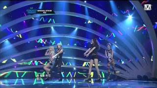 Download f(x) (에프엑스) - LA chA TA & Electric Shock [Special Stage] (HD Lyrics) MP3 song and Music Video
