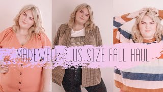 Madewell Plus Size Fall Try-On Haul