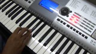 Play in Keyboard - Kannada - Pallavi Anupallavi - Ilayaraja Background Score