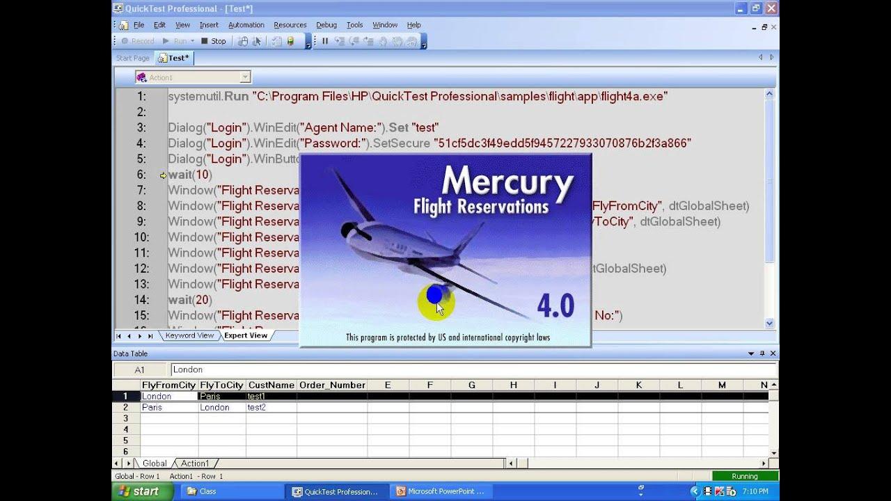 Qtp Tutorial For Beginners Output Values Qtp Certification Qtp