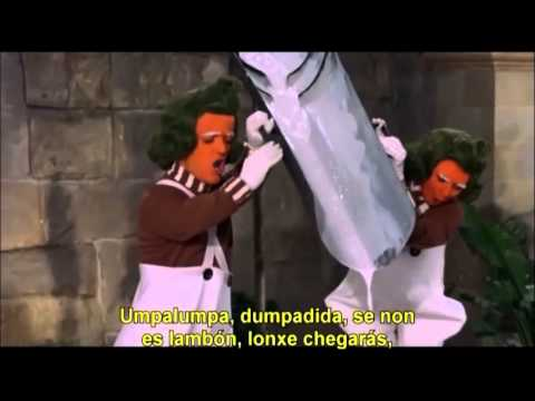 Willy Wonka E A F 225 Brica De Chocolate Canci 243 N Dos Umpa