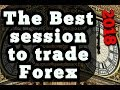 Best forex trading session: best time to trade in forex with best trading hours (2018)