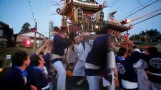 平成26年 山倉大神【鮭祭り】ベスト写真 本社神輿渡御。