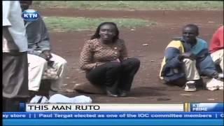 This man William Ruto