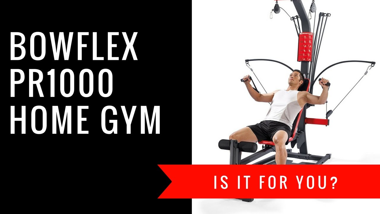 Bowflex pr home gym review is it for you youtube