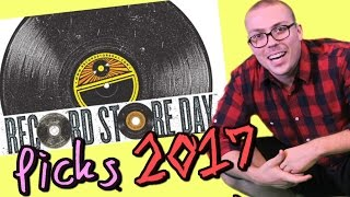 record store day 2017 picks